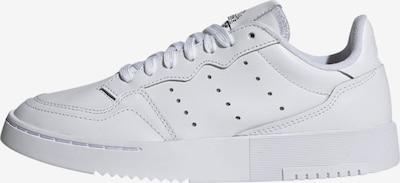 ADIDAS ORIGINALS Zapatillas deportivas 'SUPERCOURT J' en blanco, Vista del producto