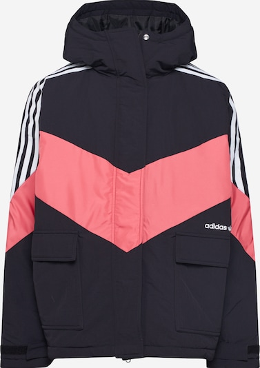 ADIDAS ORIGINALS Jacke 'ICONIC WINTER J' in schwarz, Produktansicht