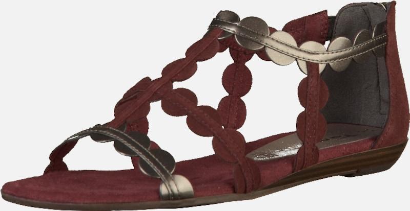 TAMARIS Sandalen Leder Verkaufen Sie saisonale Aktionen