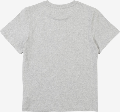 Calvin Klein Jeans Koszulka w kolorze jasnoszarym: Widok od tyłu