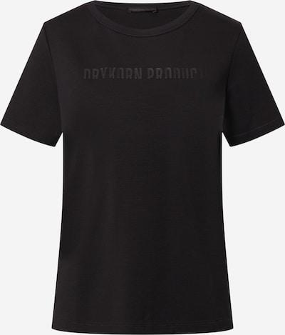 Marškinėliai 'Anisia_P8' iš DRYKORN , spalva - juoda, Prekių apžvalga