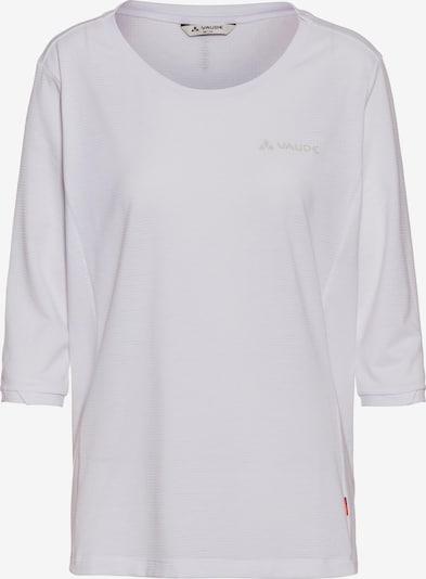 VAUDE Funktionsshirt 'Skomer' in weiß, Produktansicht