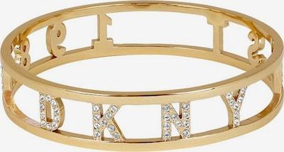 DKNY Armreif »DKNY 1989 Bangle BR (GL) - M/L, 5547956« in gold, Produktansicht