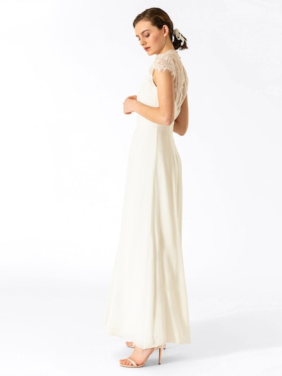 IVY & OAK Suknia wieczorowa 'Bridal Dress' w kolorze białym: Widok z przodu