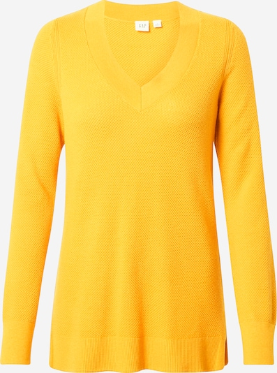 GAP Pullover 'Bella' in gold, Produktansicht