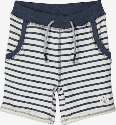 NAME IT Shorts in navy / weiß, Produktansicht