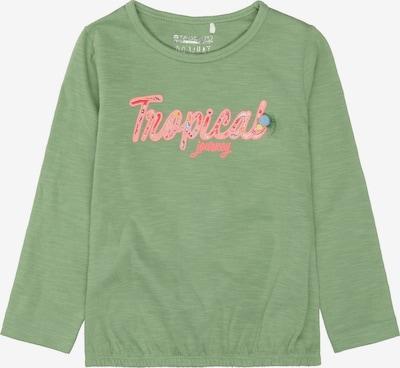 STACCATO Shirt in hellblau / pastellgrün / rosa, Produktansicht