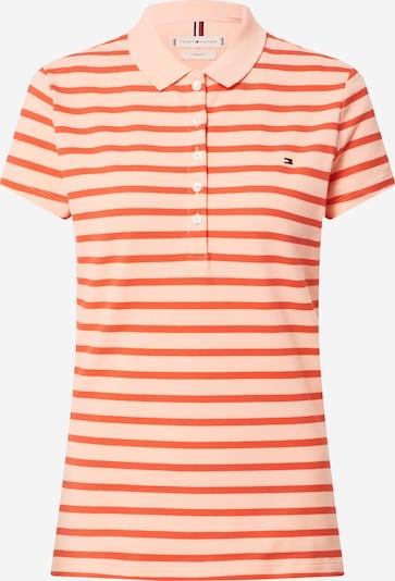 TOMMY HILFIGER Shirt in de kleur Crème / Koraal, Productweergave