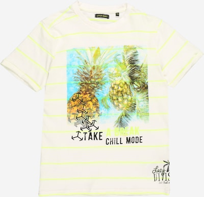 LEMON BERET Shirt in de kleur Neongeel, Productweergave