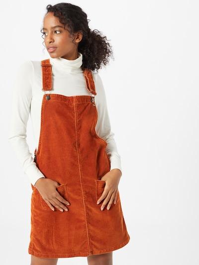 Pepe Jeans Kleid 'Vesta' in rostbraun, Modelansicht