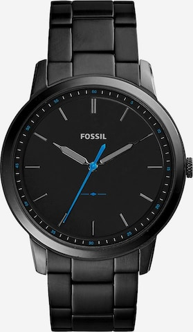 FOSSIL Analog Watch 'THE MINIMALIST' in Black