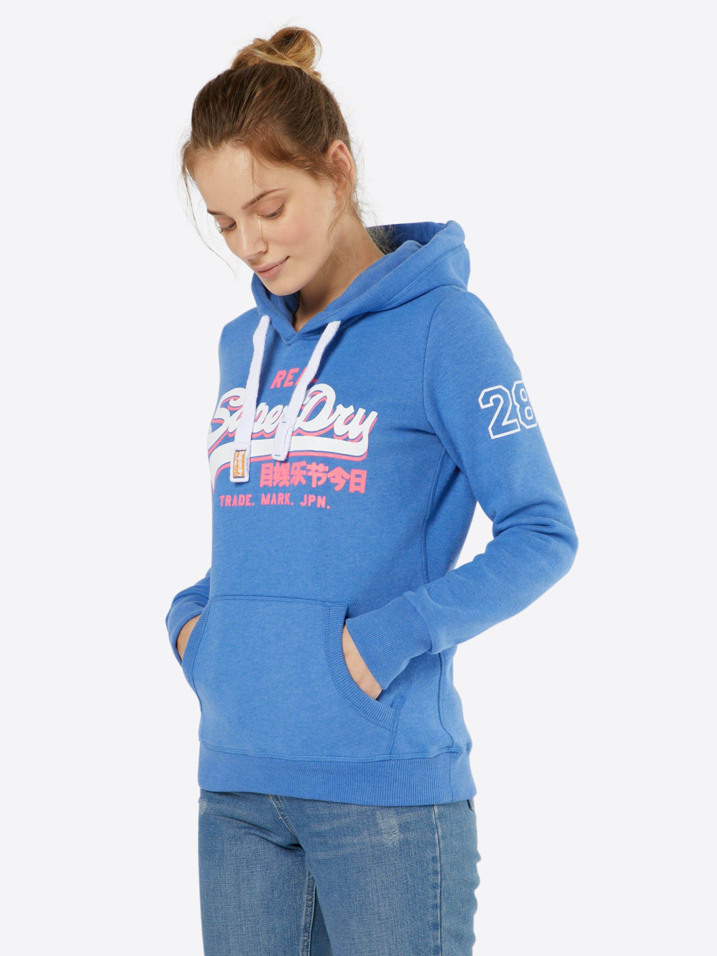 Superdry Superdry Sweatshirt LOGO' 'VINTAGE Sweatshirt OF5qwxUZ