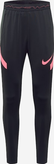NIKE Hose 'Strike' in pink / schwarz, Produktansicht