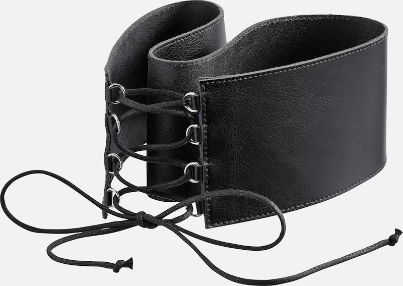 Heine Belt With Lacing