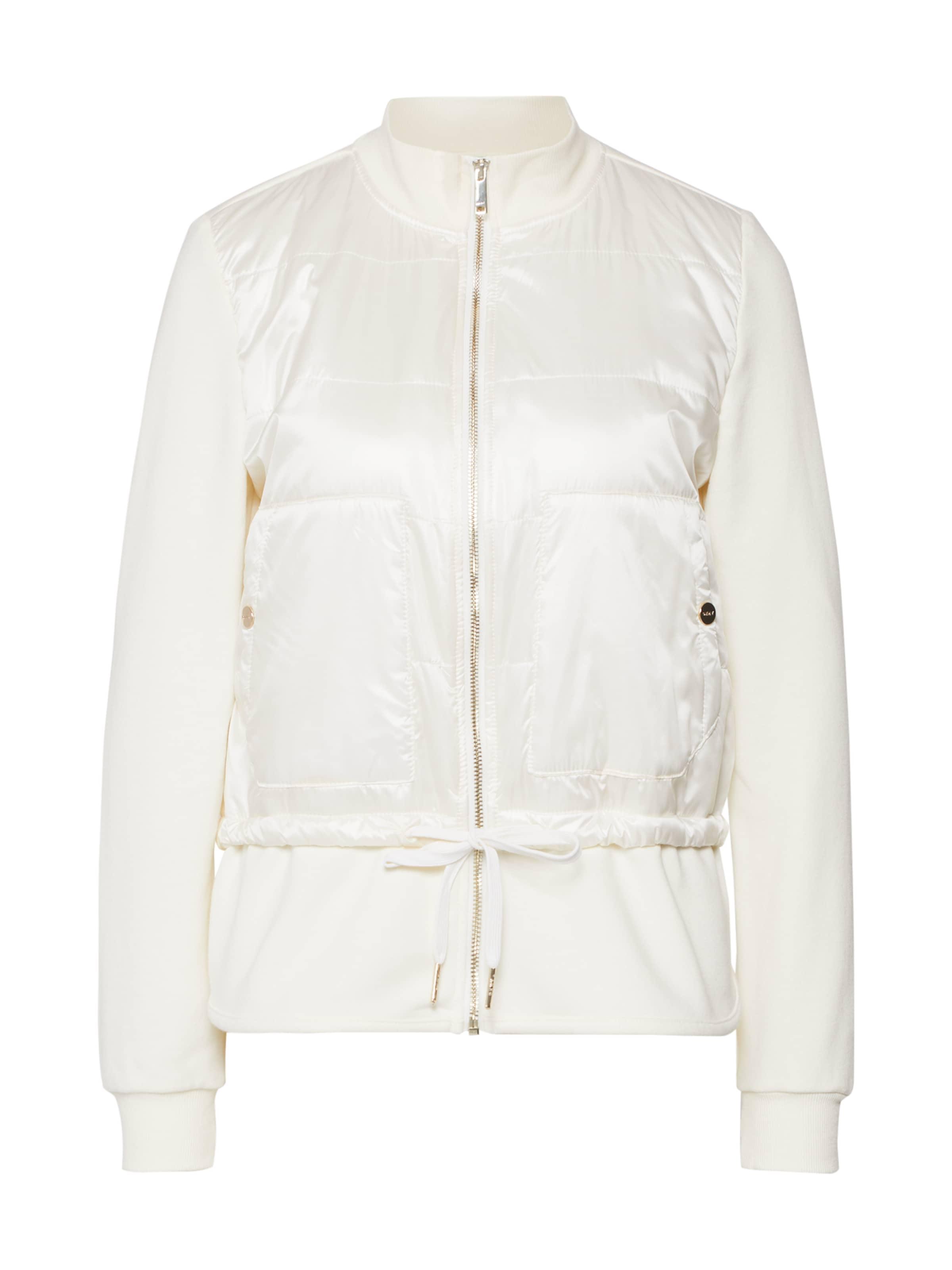 Dkny Fabric' Beige Survêtement En Blanc De 'combo Veste ITYraWzqI