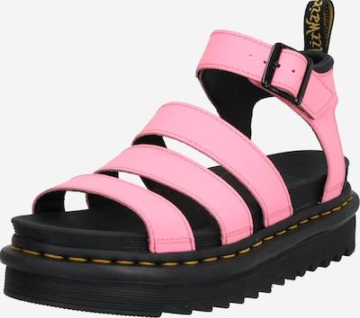 rózsaszín / fekete Dr. Martens Pántos szandál 'Blaire', Termék nézet