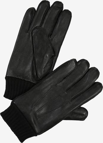 Gants 'Hackney' Samsoe Samsoe en noir