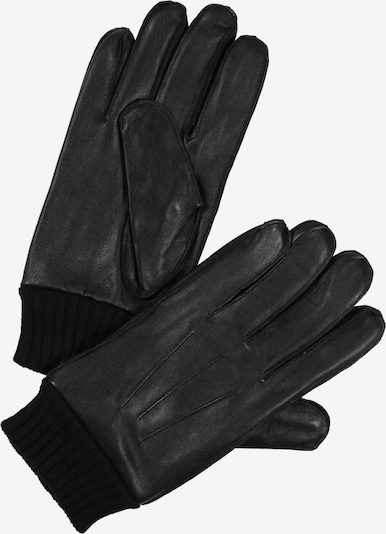 Samsoe Samsoe Vingerhandschoenen 'Hackney' in de kleur Zwart, Productweergave