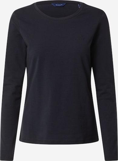 GANT Shirt in de kleur Zwart, Productweergave