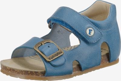 NATURINO Sandalen in himmelblau, Produktansicht