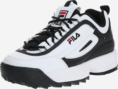 FILA Sneakers laag 'Disruptor CB' in de kleur Zwart / Wit, Productweergave