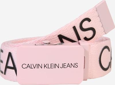 Calvin Klein Jeans Gürtel in pink: Frontalansicht