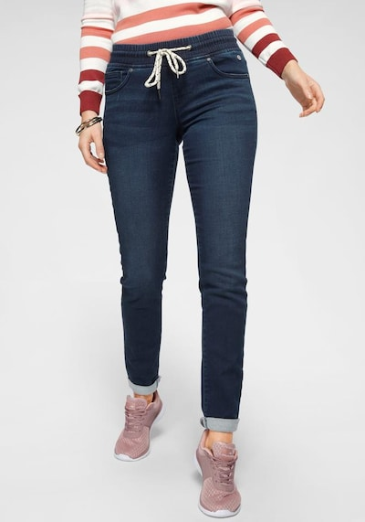 KangaROOS Jeans in dunkelblau, Modelansicht