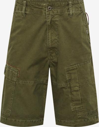 G-Star RAW Cargobroek in de kleur Groen, Productweergave