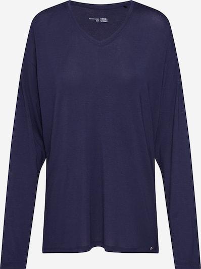 SCHIESSER Koszulka do spania w kolorze niebieska nocm, Podgląd produktu
