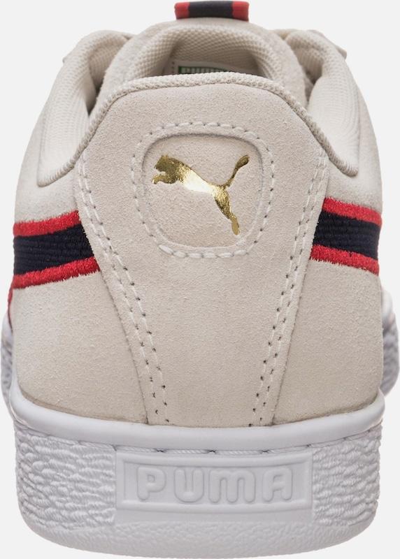 PUMA Sneaker 'Suede Classic Sport Sport Classic Stripes' b5ea74
