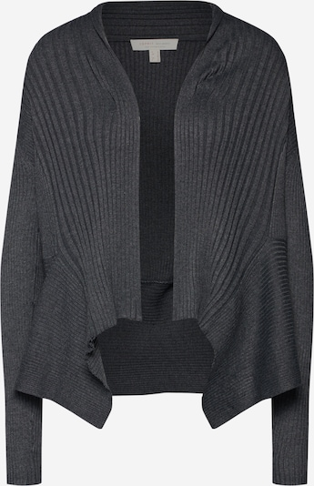 ESPRIT Knit cardigan in anthracite, Item view