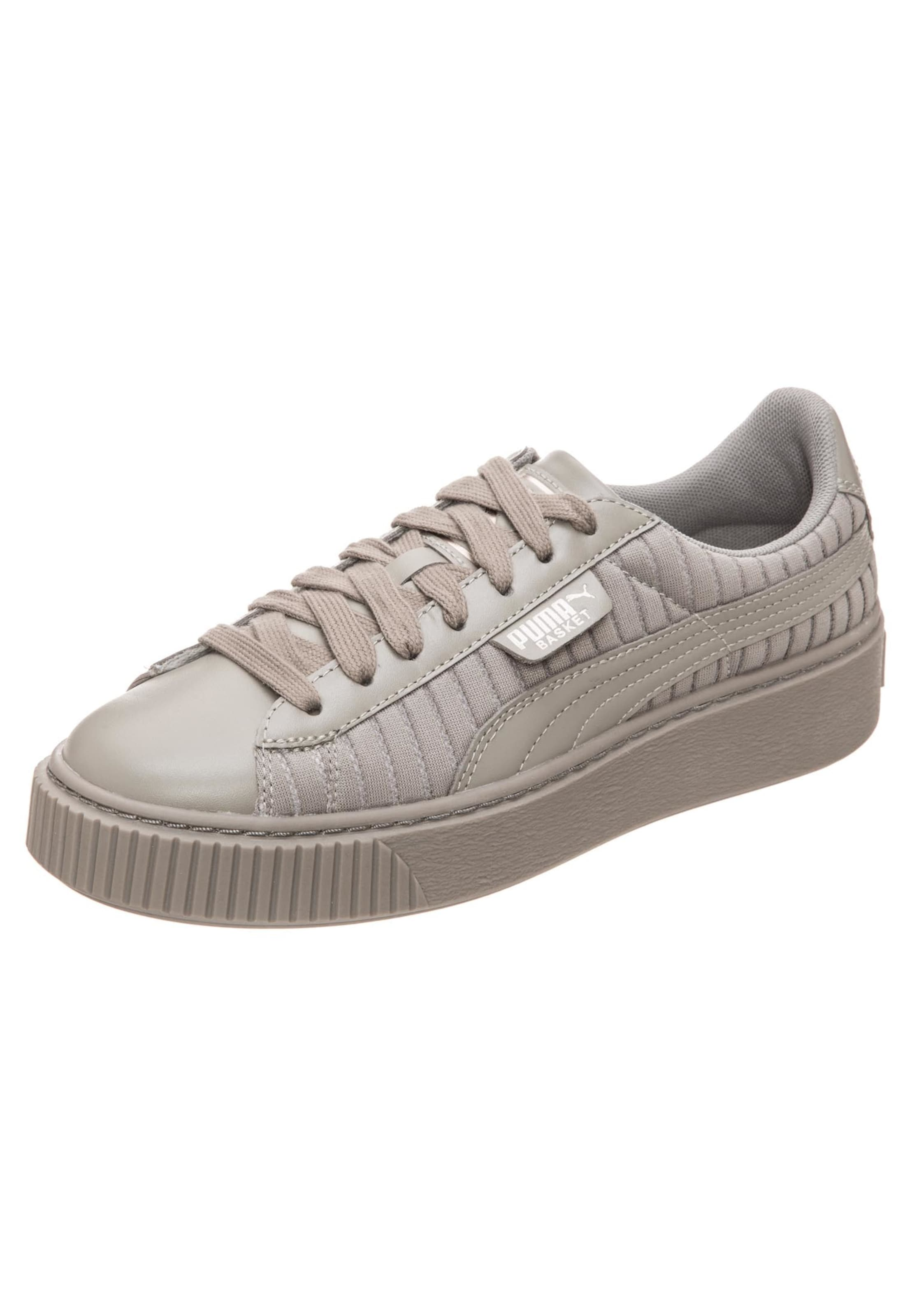 PUMA Sneaker Basket Platform EP