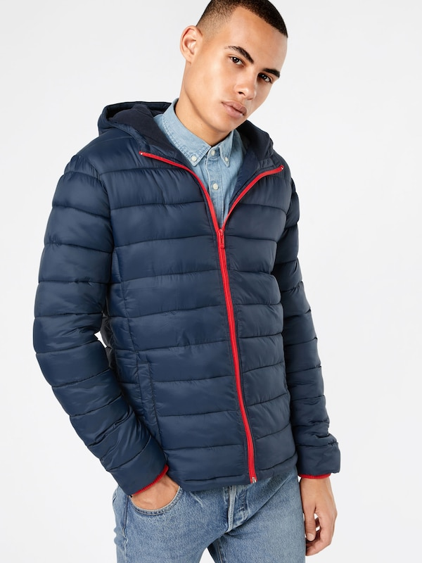 Review Casual Steppjacke