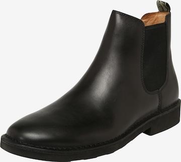 Polo Ralph Lauren Chelsea boots 'TALAN CHLSEA' i svart