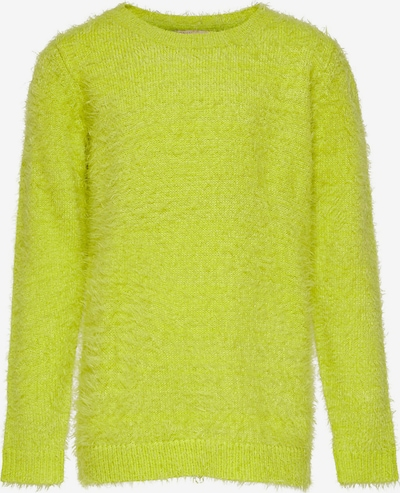KIDS ONLY Pullover 'Livia' in hellgrün, Produktansicht