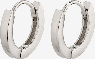 ezüst Pilgrim Fülbevalók: Elölnézet