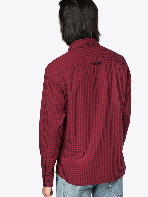 Jack & Jones Freizeithemd Jorsteve Shirt Ls