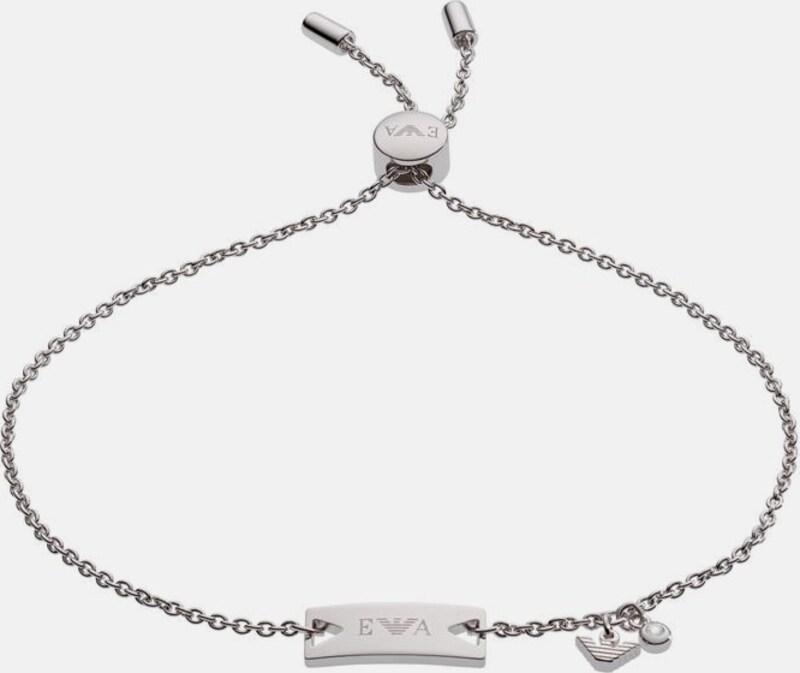 Emporio Armani Silberarmband 'SIGNATURE, EG3346040'