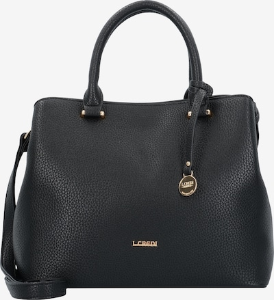 L.CREDI Handtas 'Maxima' in de kleur Zwart, Productweergave