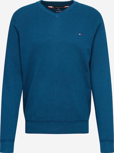 TOMMY HILFIGER Trui in de kleur Blauw, Productweergave