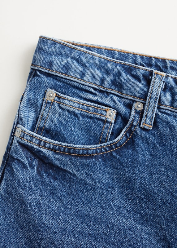 MANGO Jeans 'Celia' in blue denim | ABOUT YOU
