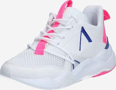 ARKK Copenhagen Sneakers laag 'Asymtrix Mesh F-PRO90' in de kleur Pink / Wit, Productweergave