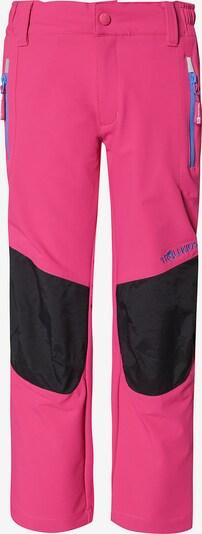 TROLLKIDS Funktionshose in pink / schwarz, Produktansicht