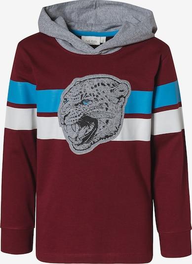 myToys-COLLECTION Shirt in blau / blutrot / weiß, Produktansicht