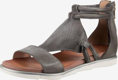 JOLANA & FENENA Sandale in grau, Produktansicht