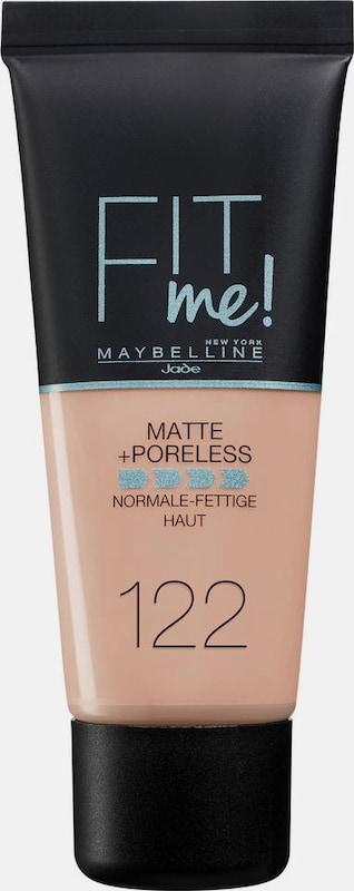 Maybelline New York Fit Me! Matte+poreless, Make-up