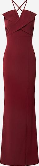 Trendyol Avondjurk 'Smart' in de kleur Bourgogne, Productweergave