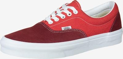 világospiros / sötétvörös VANS Fűzős cipő 'UA Era', Termék nézet