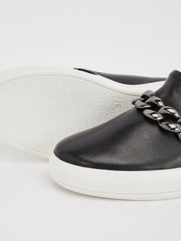 Bianco Slip-on Sneaker
