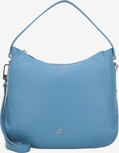 AIGNER Schultertasche 'Milano' 35cm in blau, Produktansicht